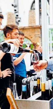"""In aller Munde: """"Wein am Dom"""". Foto: frei"""