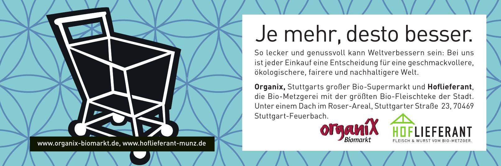 Organix Biomarkt GmbH