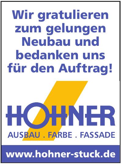 Hohner Ausbau