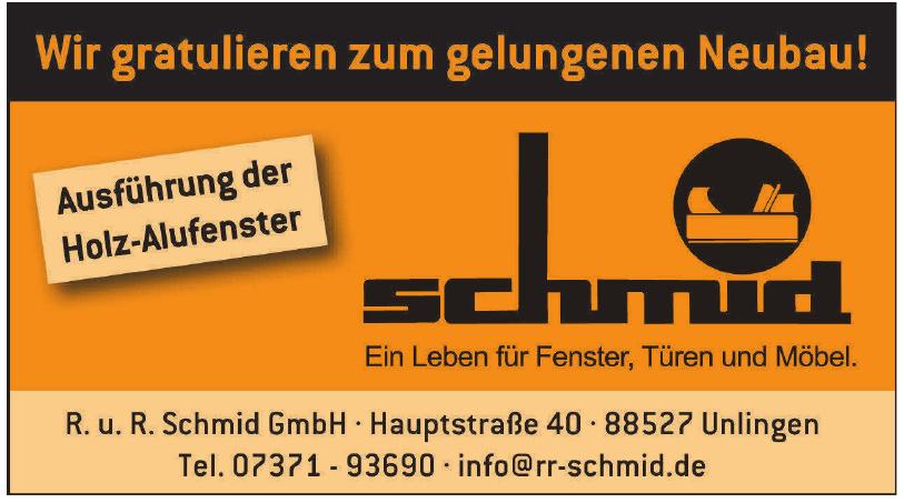 R. u. R. Schmid GmbH