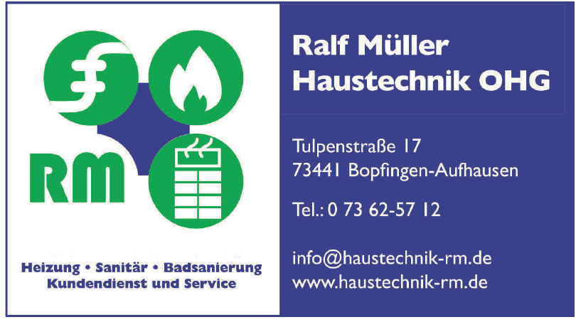 Ralf Müller Haustechnik OHG