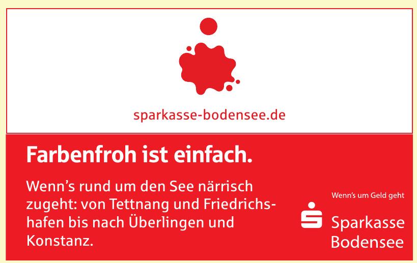 Sparkasse Bodensee