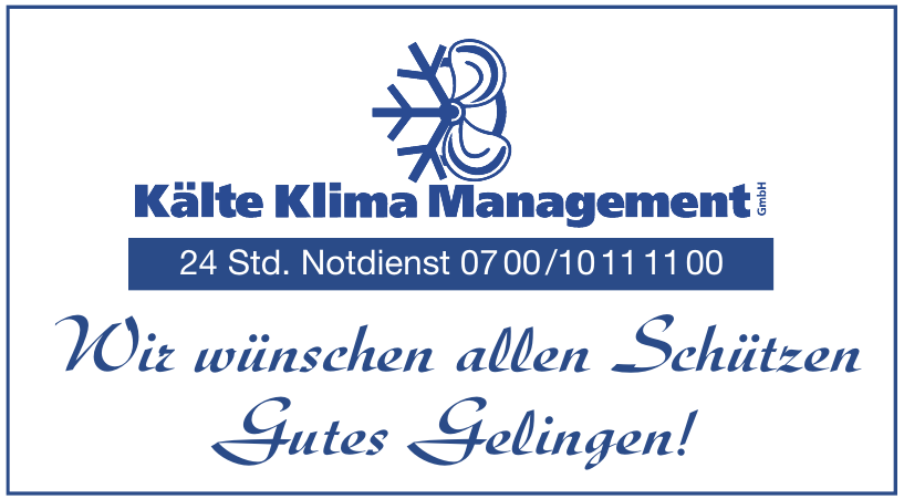 Kälte Klima Management