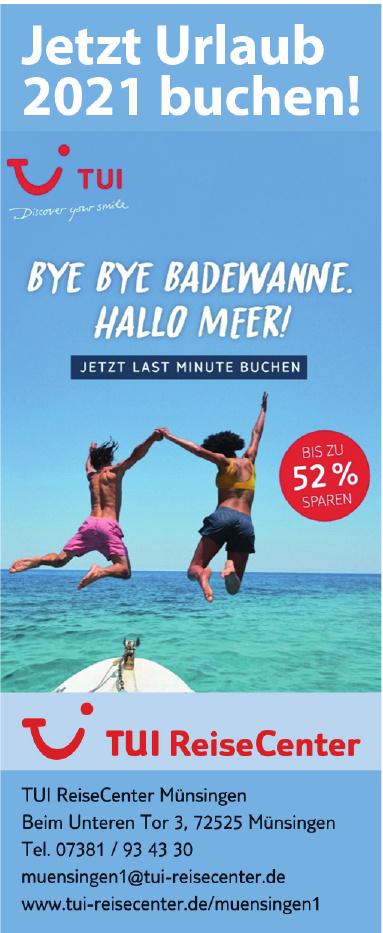 TUI ReiseCenter Münsingen