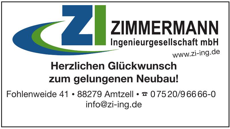 Zimmermann Ingenieurgesellschaft mbH