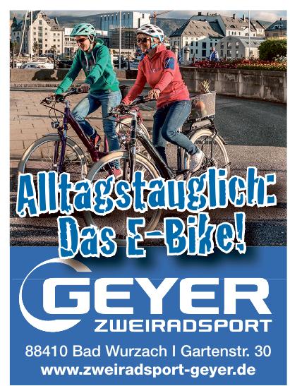 Zweiradsport Josef Geyer