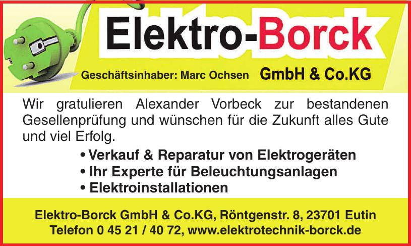 Elektro-Borck GmbH & Co. KG