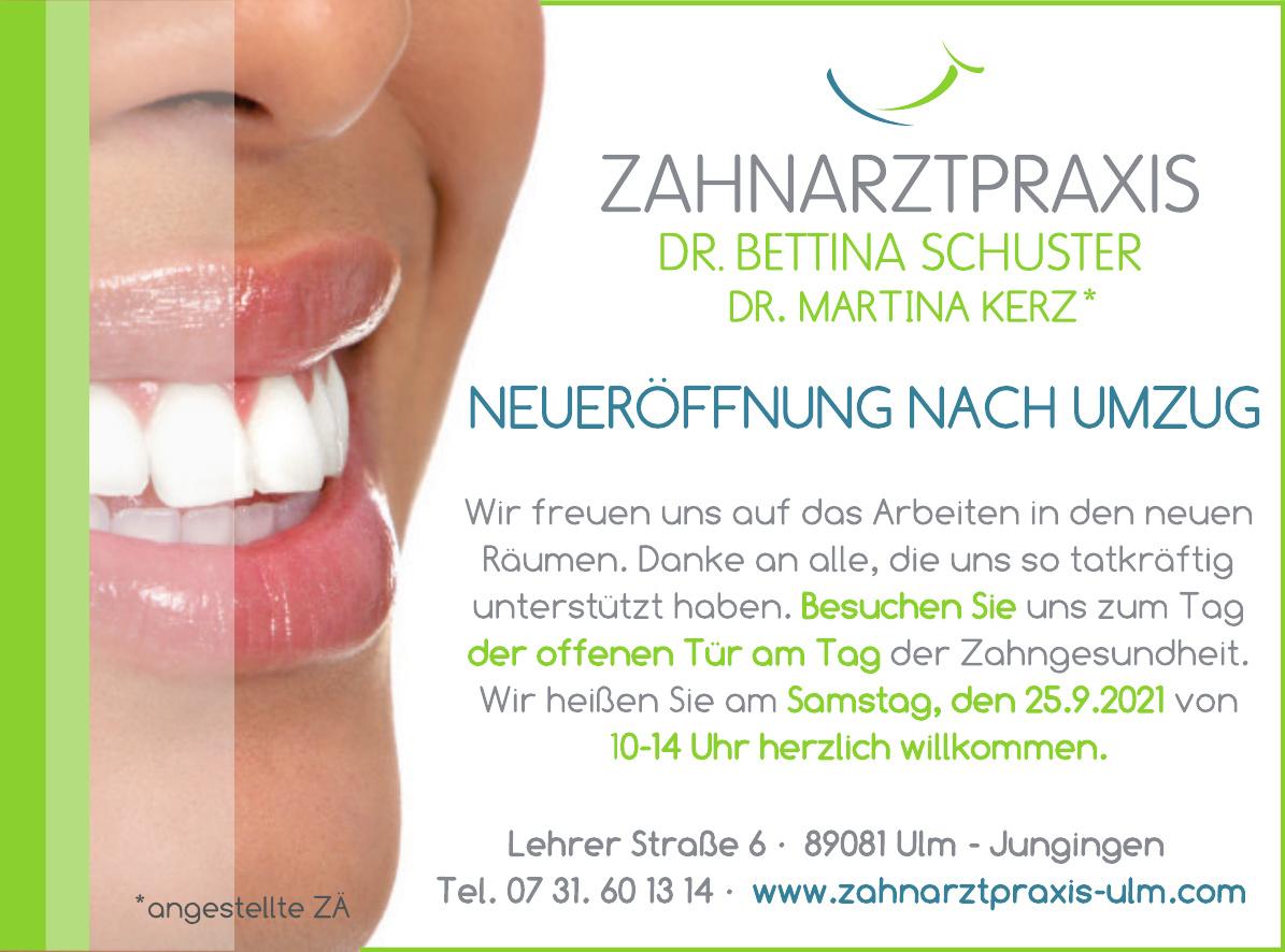 Zahnarztpraxis Dr. Bettina Schuster