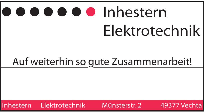 Inhestern Elektrotechnik