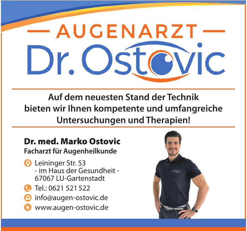 Dr. med. Marko Ostovic