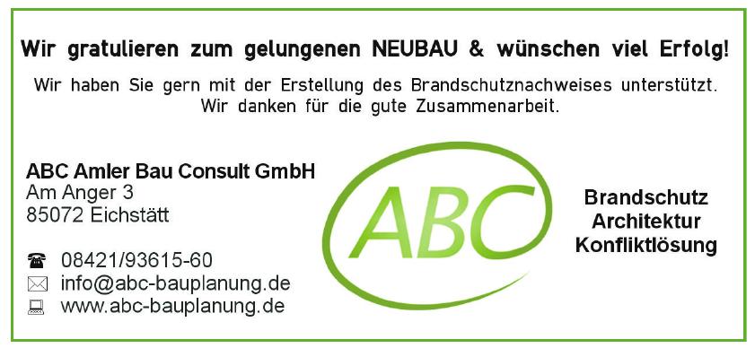 ABC Amler Bau Consult GmbH