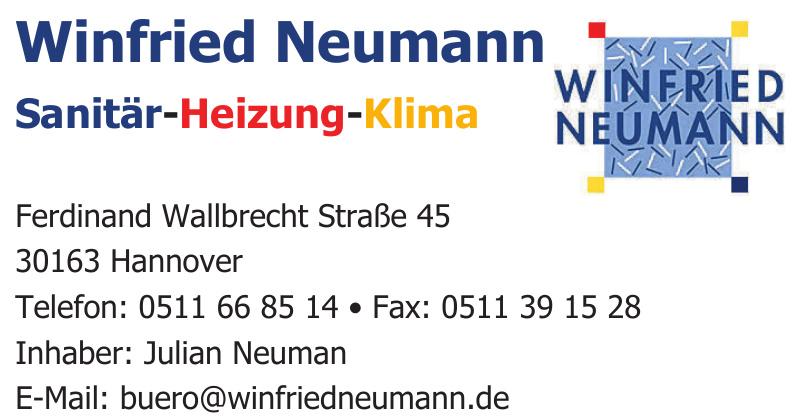 Winfried Neumann