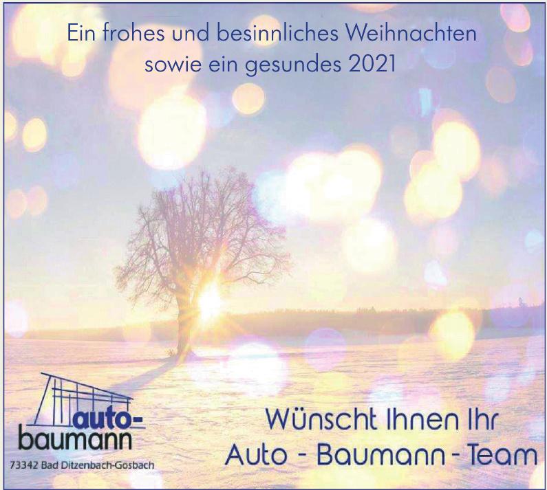 Auto - Baumann