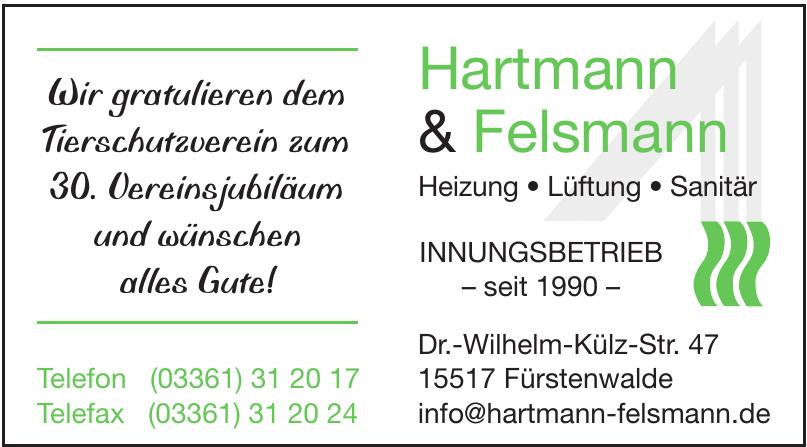 Hartmann & Felsmann