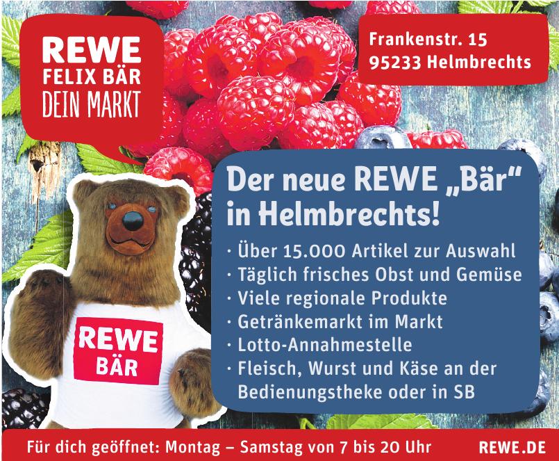 REWE Helmbrechts!
