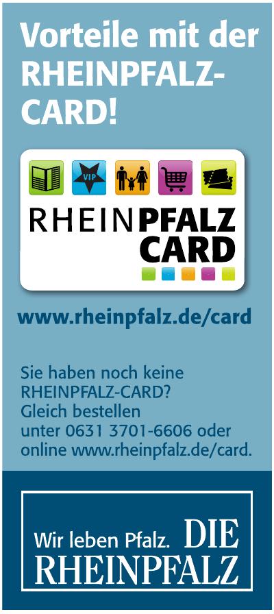Rheinpfalz Card