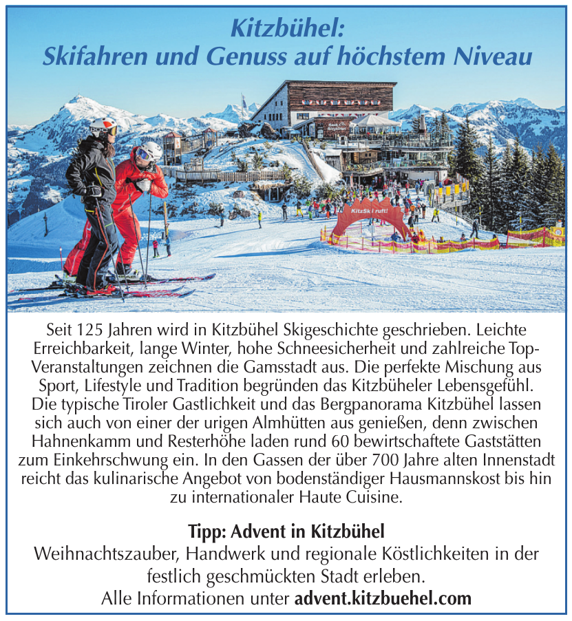 Advent in Kitzbühel