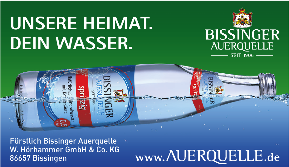Fürstlich Bissinger Auerquelle W. Hörhammer GmbH & Co. KG