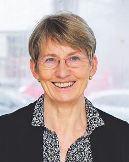 Birgit Heide (62), theologischer Vorstand Bilder: Diakonie Michaelshoven