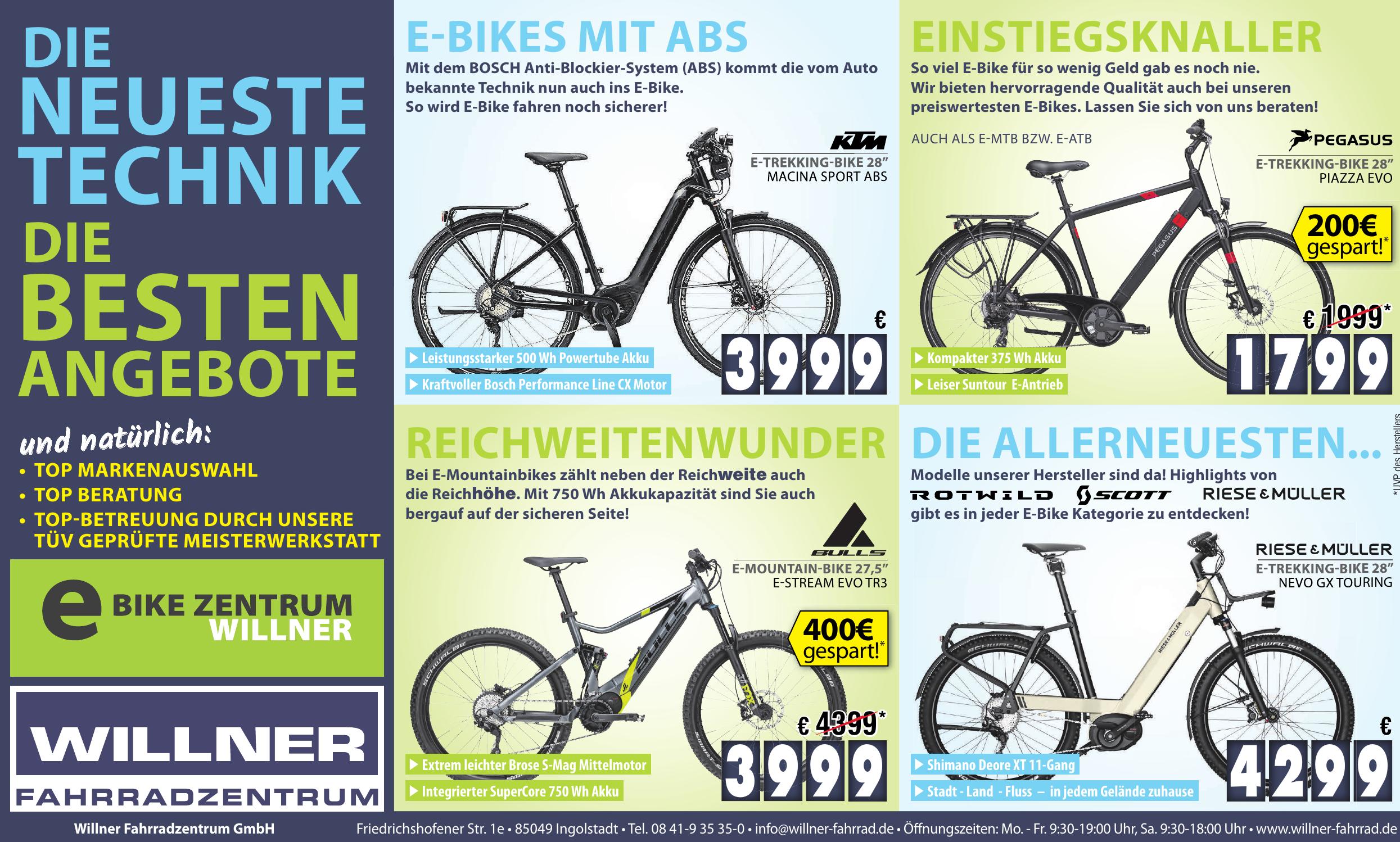 Willner Fahrradzentrum GmbH
