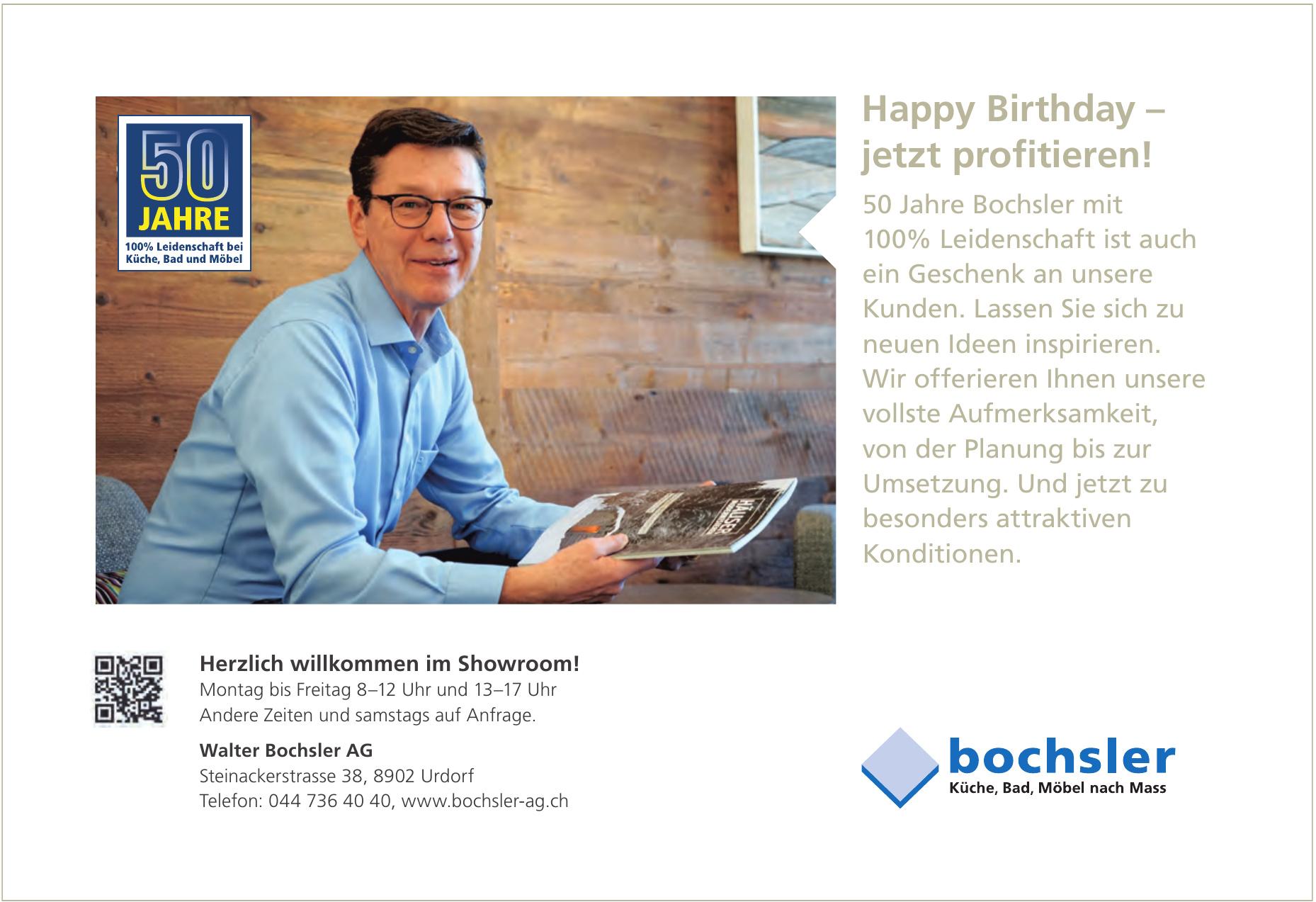 Walter Bochsler AG
