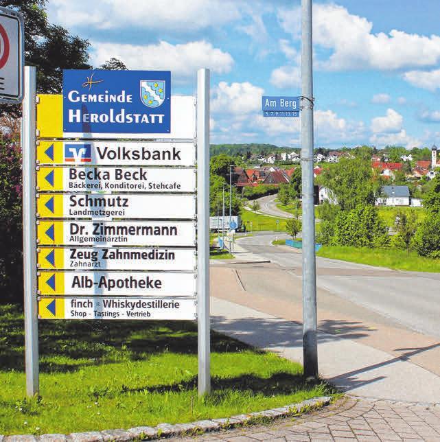 Impressionen aus Heroldstatt. FOTOS: SU