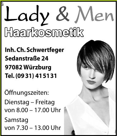 Lady & Men Haarkosmetik