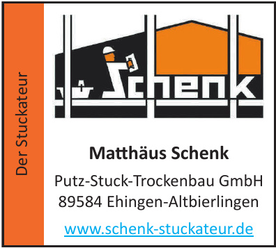Matthäus Schenk Putz-Stuck-Trockenbau GmbH