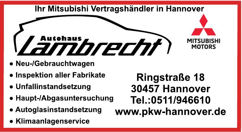 Autohaus Lambrecht