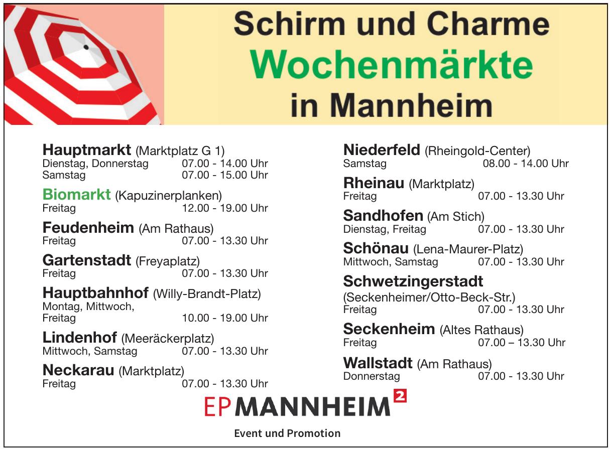 EP Mannheim