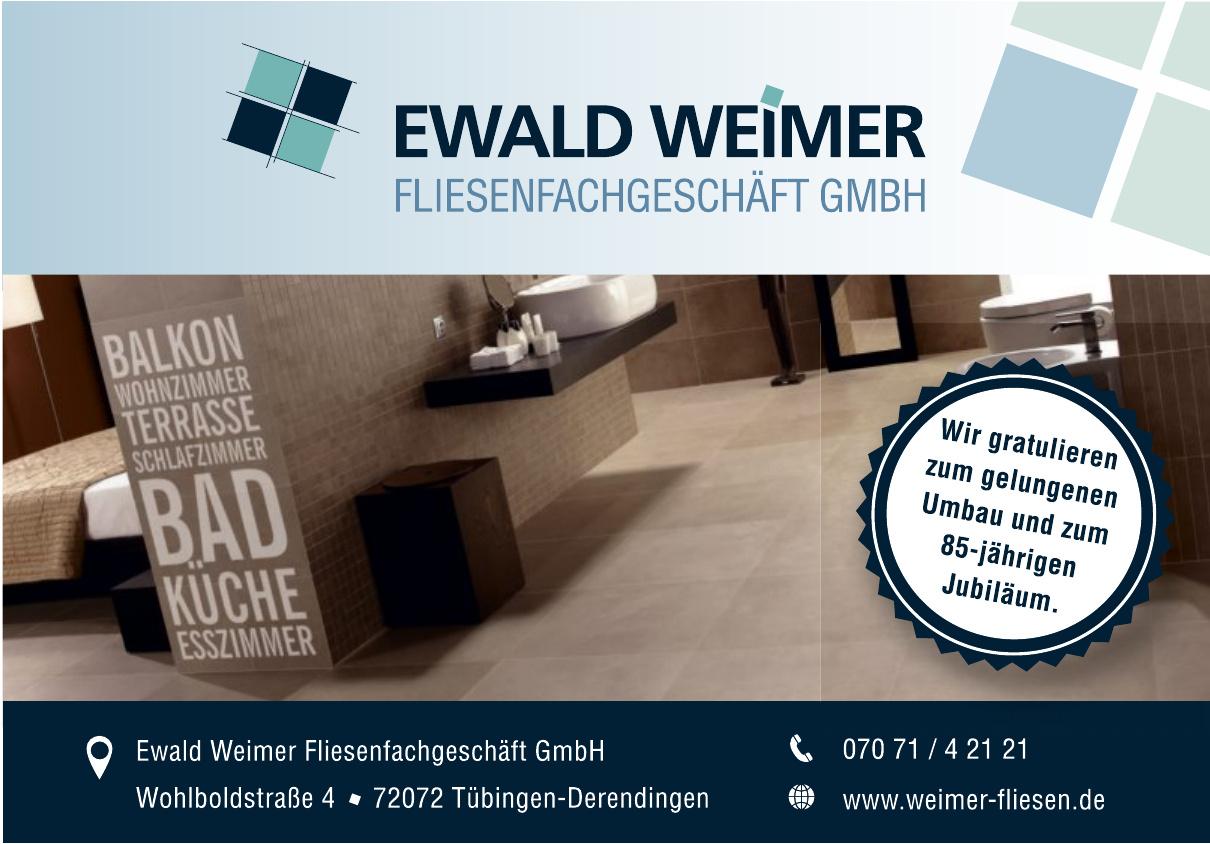 Ewald Weimer Fliesenfachgeschäft GmbH