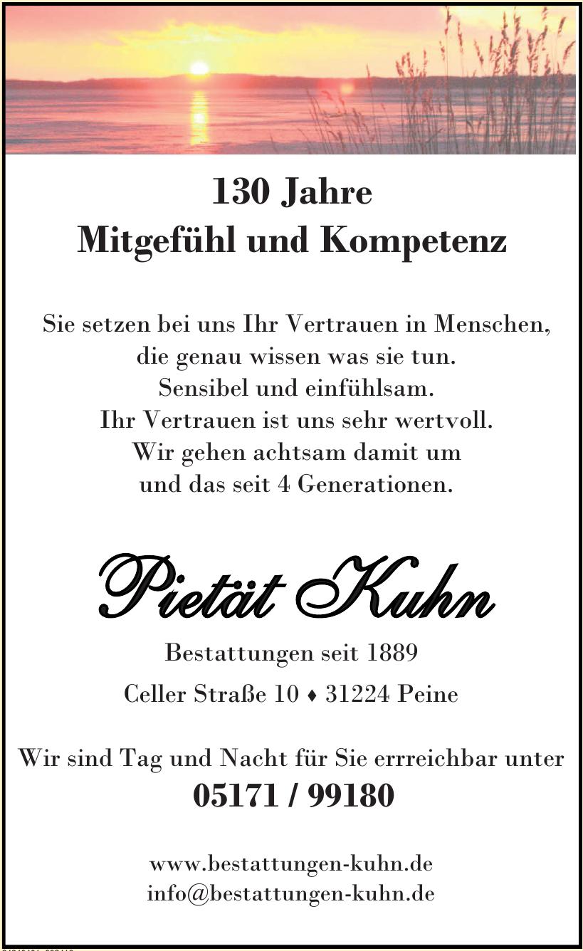Pietät Kuhn