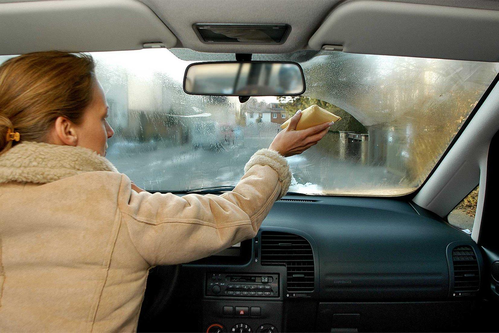 Feuchtigkeit Im Auto Salz
