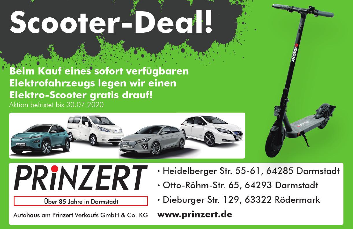 Autohaus am Prinzert Verkaufs GmbH & Co. KG
