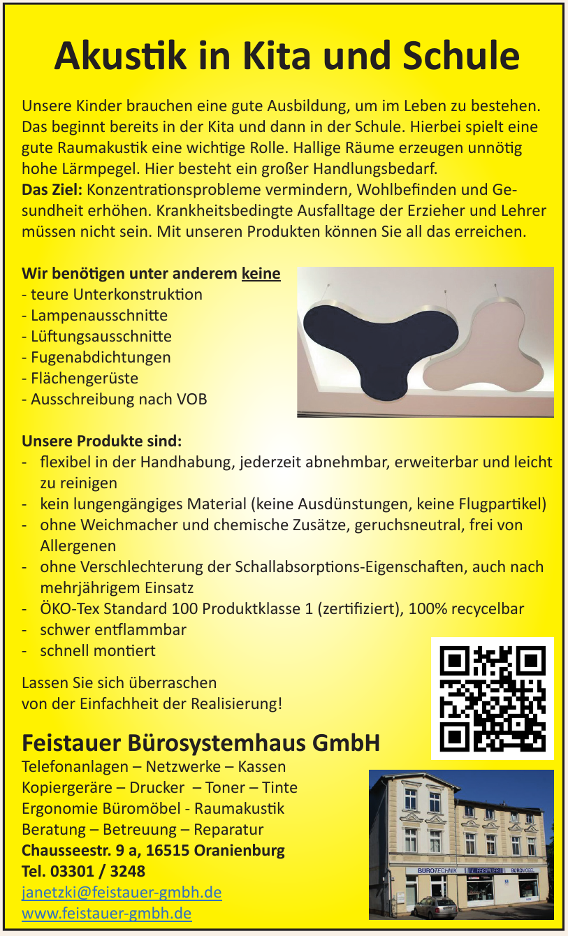 Feistauer Bürosystemhaus GmbH