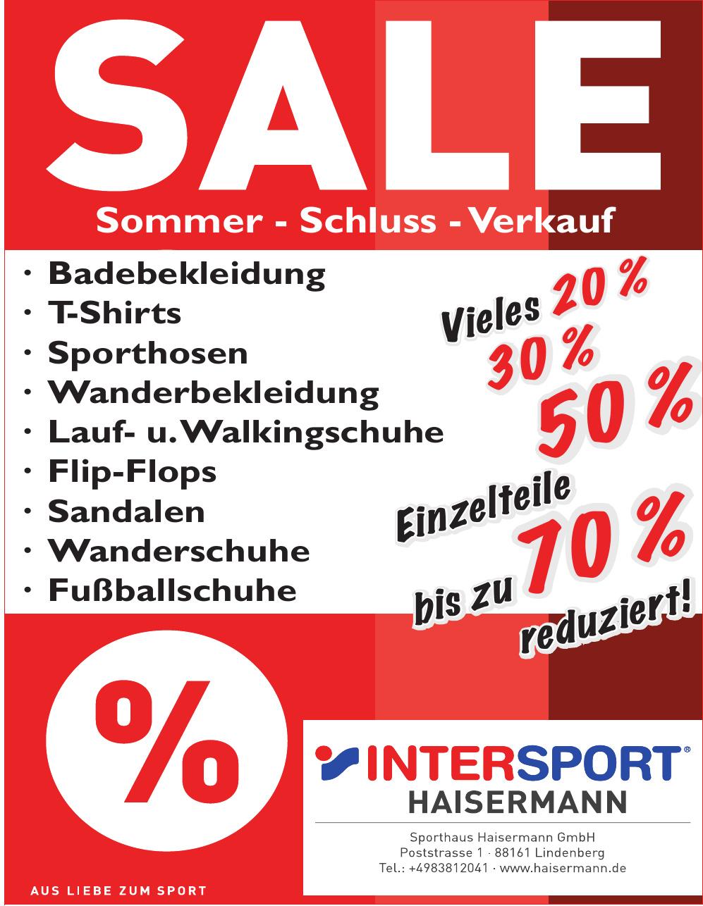 Intersport Haisermann