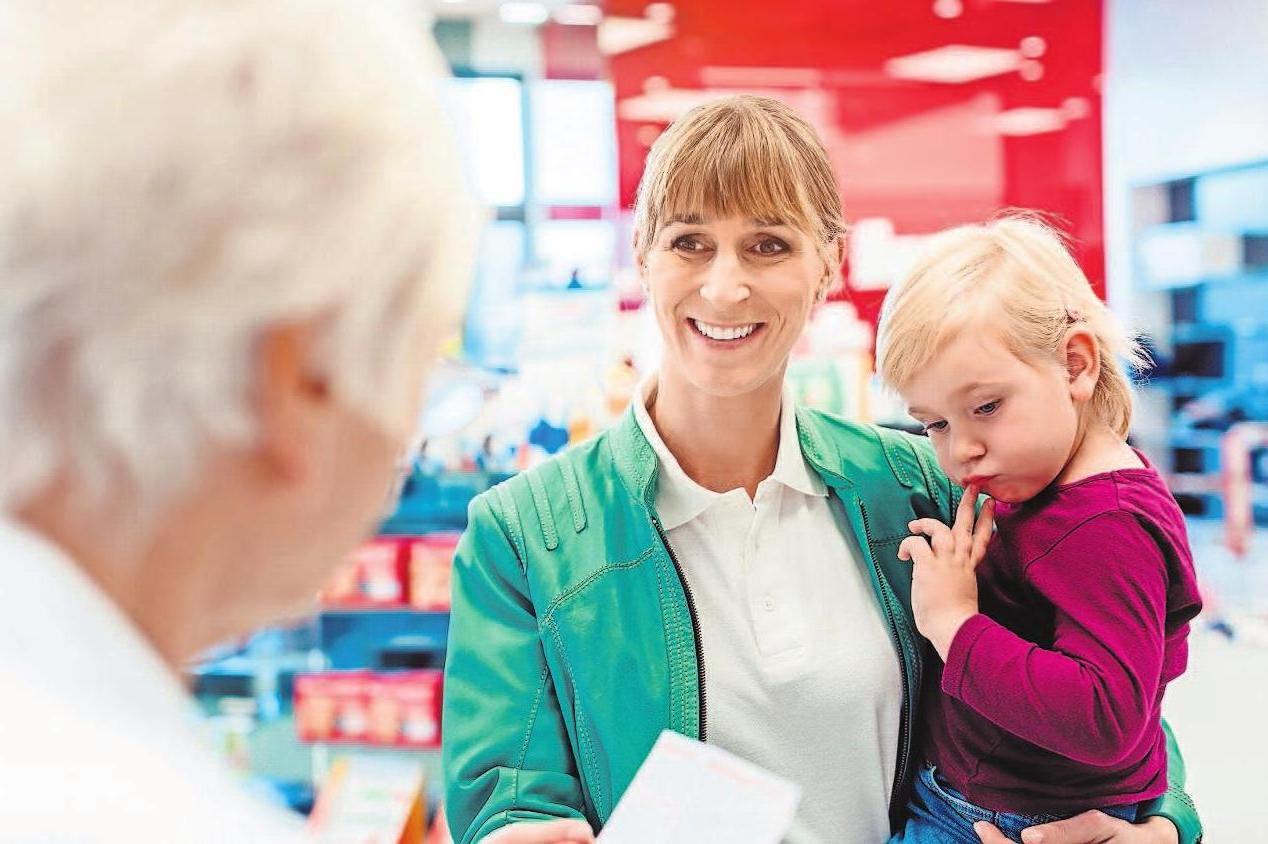 """In diesem Jahr steht der Tag der Apotheke unter dem Motto """"Richtige Medikation für Kinder"""". Foto: Kzenon/adobe"""