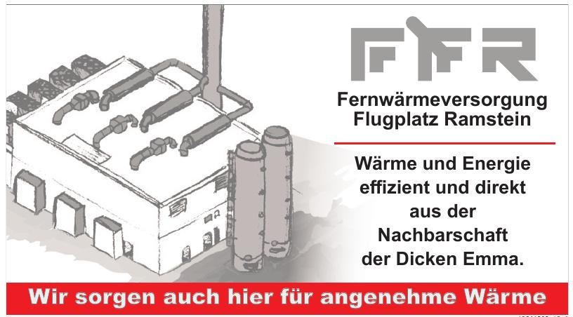 Fernwärmeversorgung Flugplatz Ramstein
