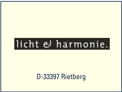 licht & harmonie