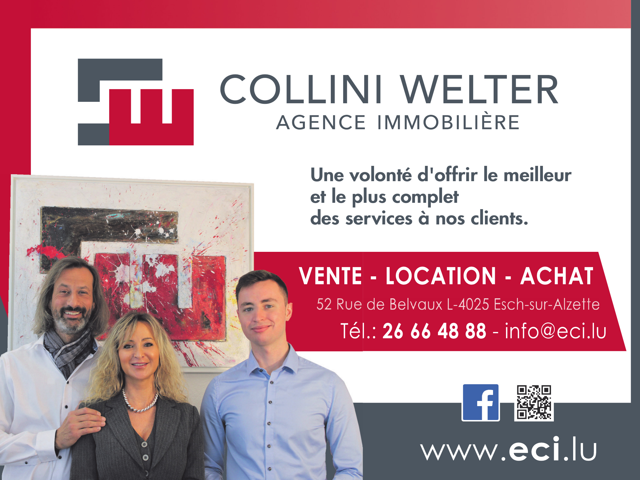 Collini Welter - Agence Immobiliére