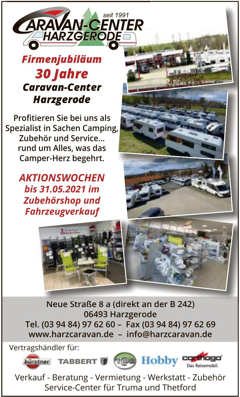 Caravan-Center Harzgerode