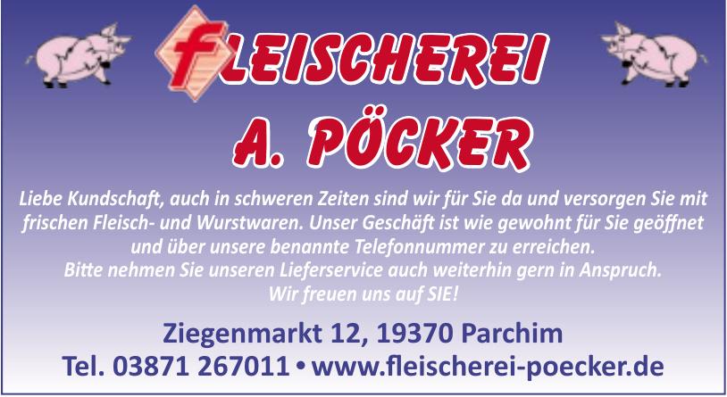 Fleischerei A. Pöcker