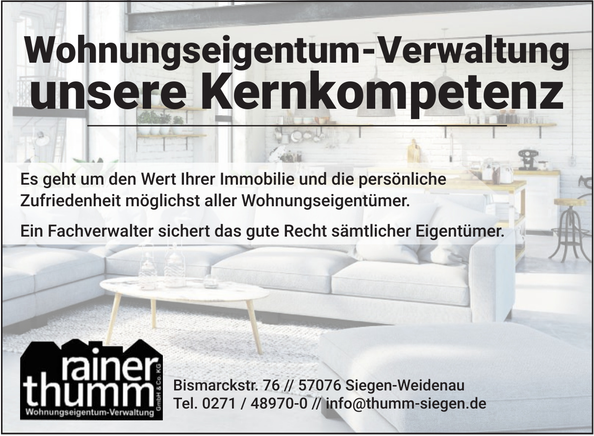 Rainer Thumm GmbH & Co. KG