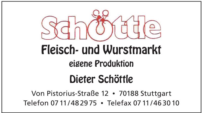 Dieter Schöttle