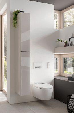 Die Reinigung mit einem sanften Wasserstrahl macht aus dem Bedürfnis Toilettengang ein echtes Wellness-Erlebnis. Bild: djd/Geberit