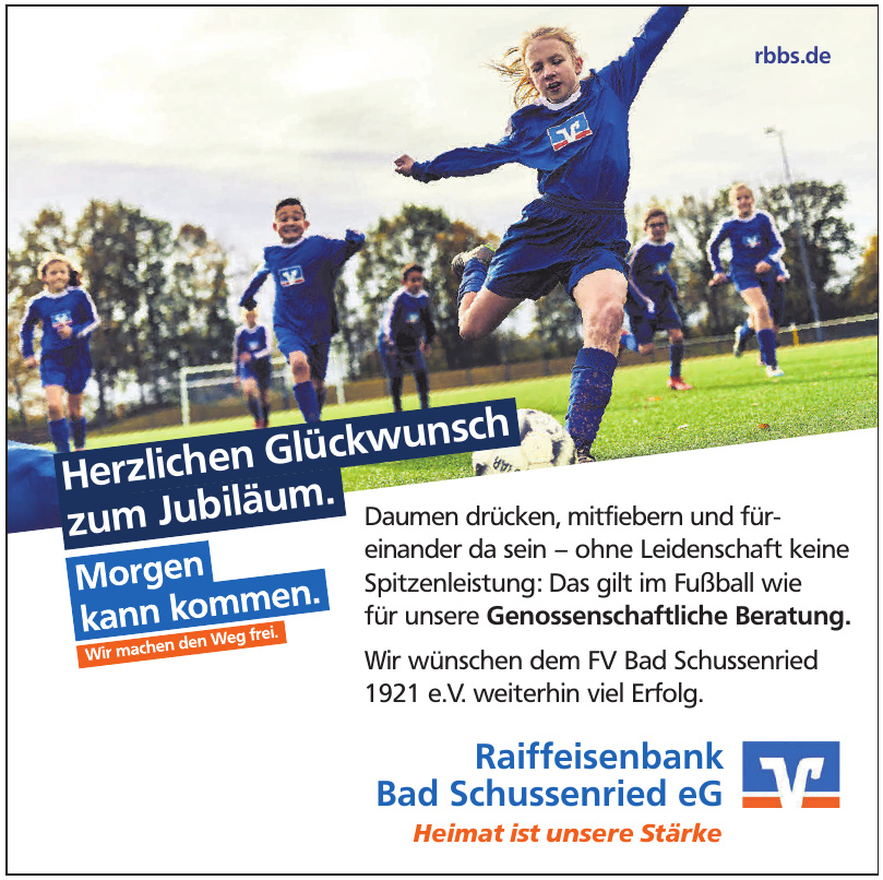 Raiffeisenbank Bad Schussenried eG
