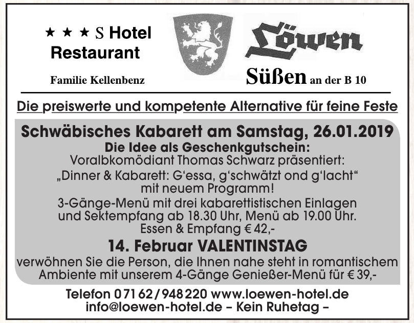 Löwen Hotel