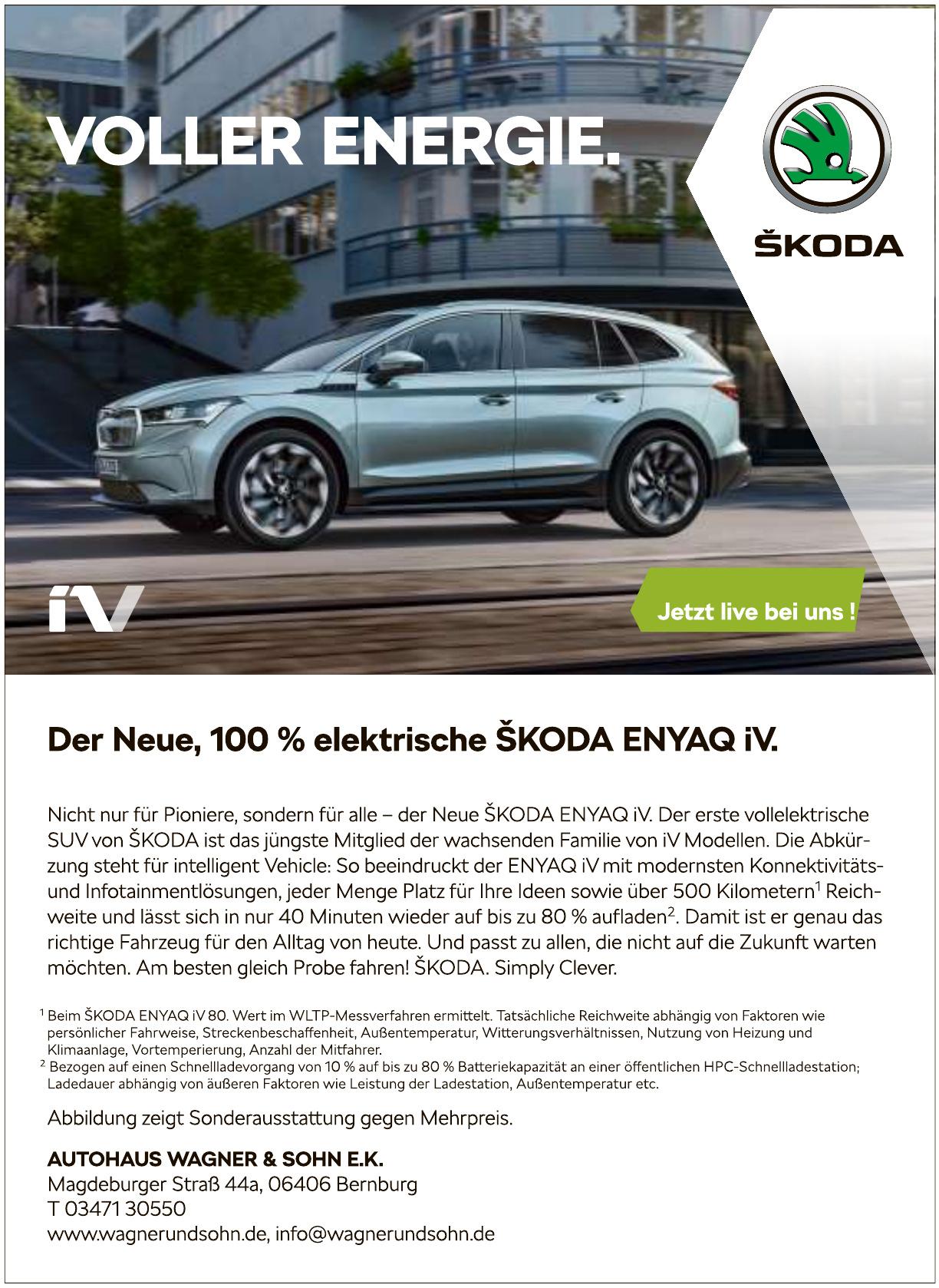 Autohaus Wagner & Sohn e.K.