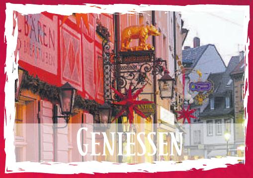 Weihnachtseinkauf in der Freiburger Altstadt Image 3