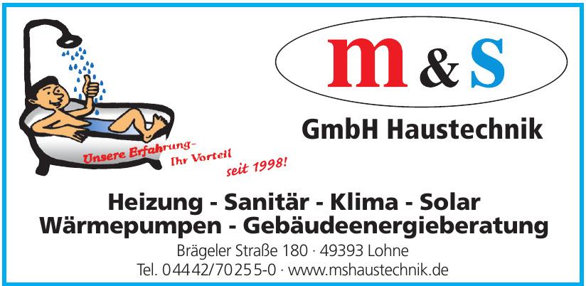 m&s GmbH Haustechnik